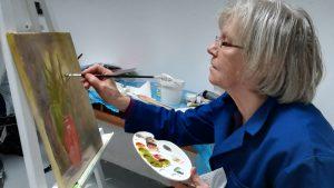 Art lessons for seniors