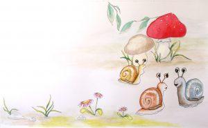 Polž molž, terapeutic children's stories